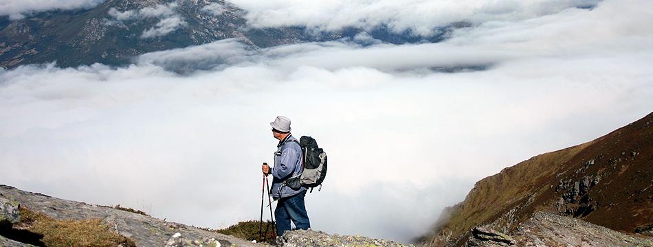 Nubes del Camino