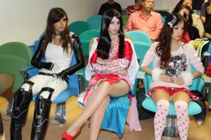 Durante la rueda de prensa